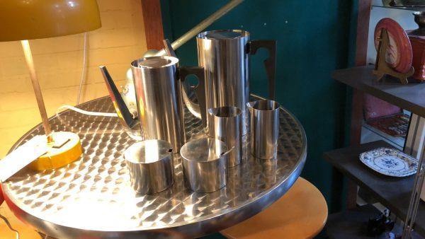 Stelton koffieset 1