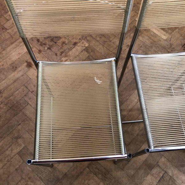 Spaghetti chair voorkant 2