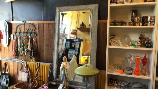 Brocante spiegel 3