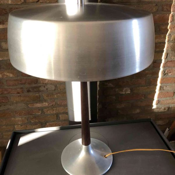 Table lamp 1960s Svend Aage Holm Sorensen 2 1 1 1